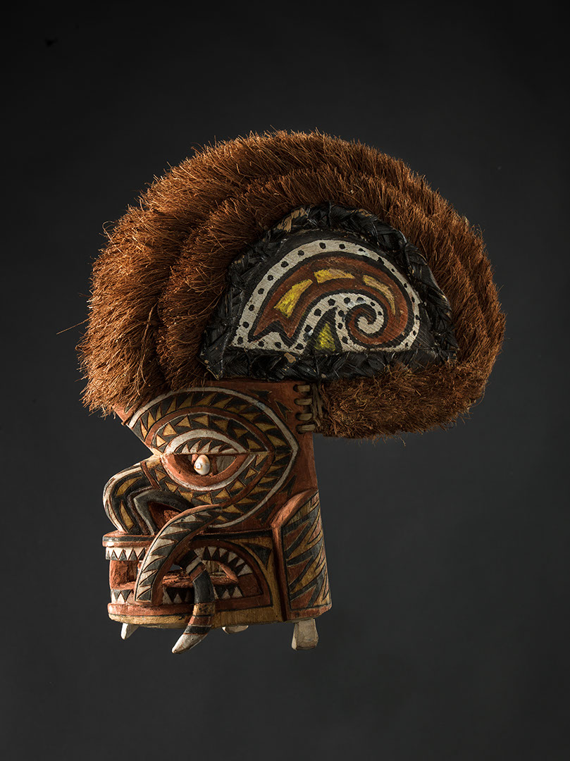moesgaard museum, de etnografiske samlinger, ethnography, collections, museum, aarhus, denmark, malangan, papua new guinea,