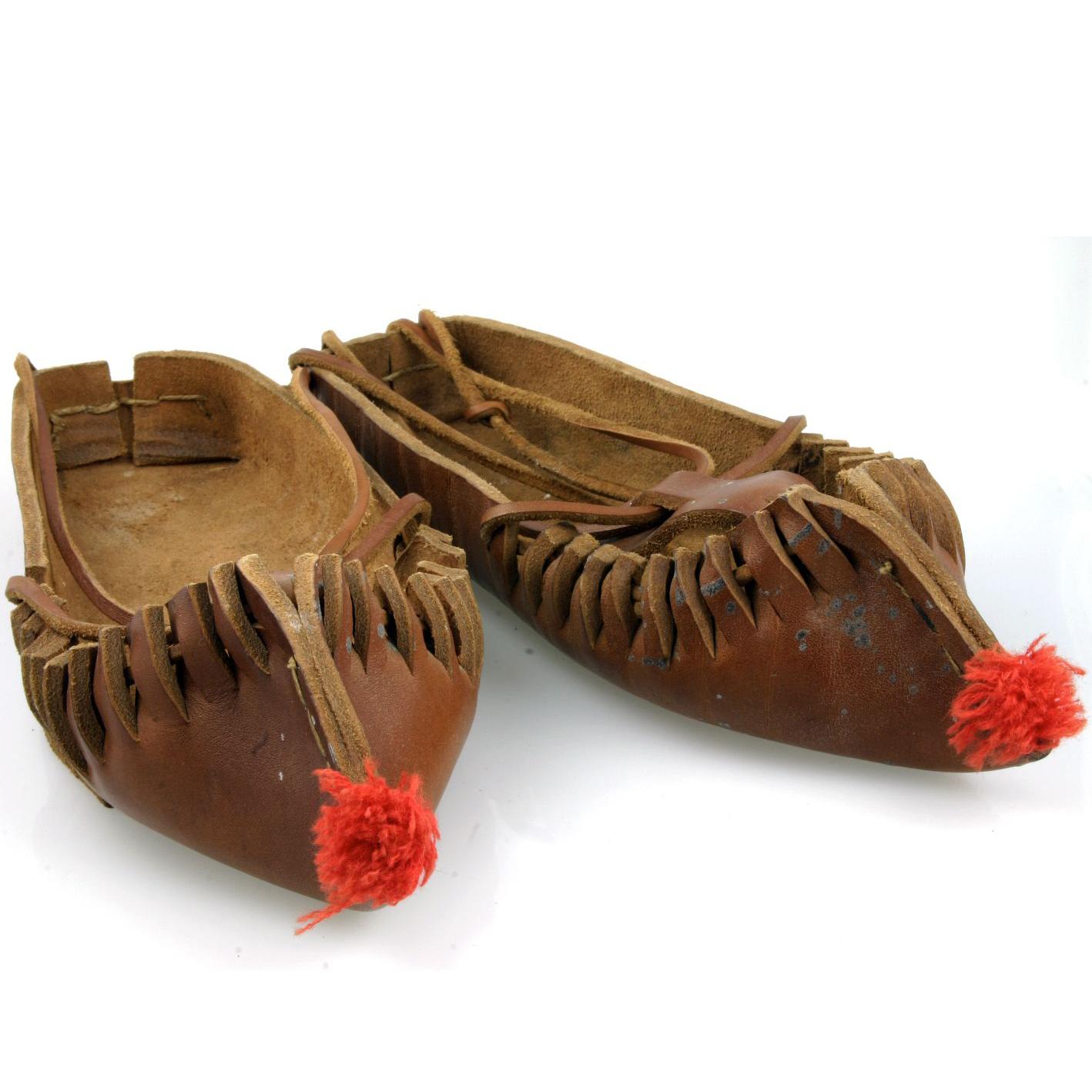Romanian Shoes