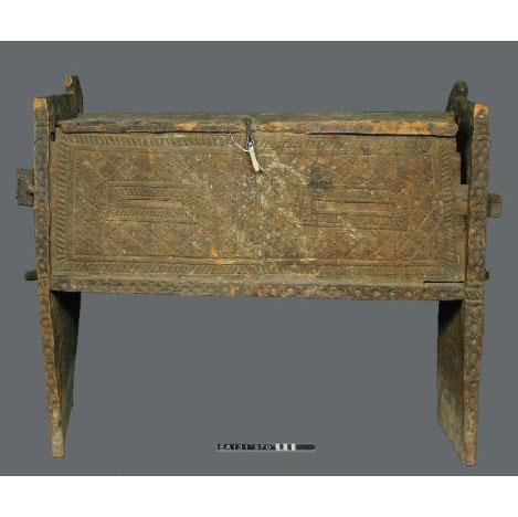moesgaard museum, de etnografiske samlinger, ethnography, collections, museum, aarhus, denmark, afghanistan, chest