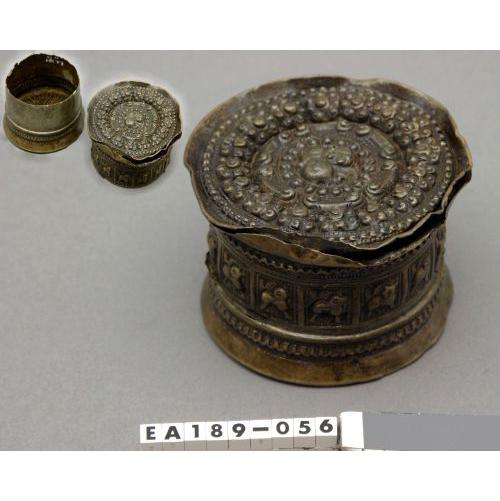 thailand, snuff, moesgaard museum, de etnografiske samlinger, ethnography, collections, museum, aarhus, denmark