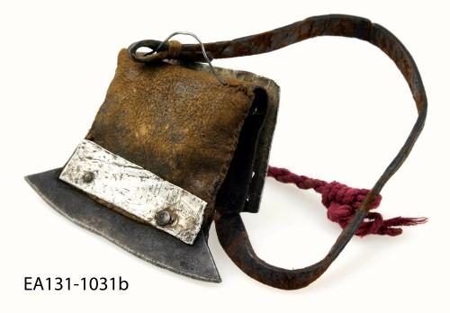 afghanistan, tinder box, moesgaard museum, de etnografiske samlinger, ethnography, collections, museum, aarhus, denmark