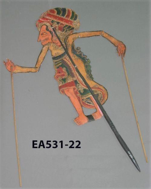 shadows, indonesia, puppet, moesgaard museum, de etnografiske samlinger, ethnography, collections, museum, aarhus, denmark