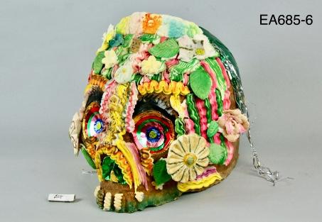 Mexico, day of the dead, dia de los musetos, skull, death, memory, moesgaard, museum, exhibition