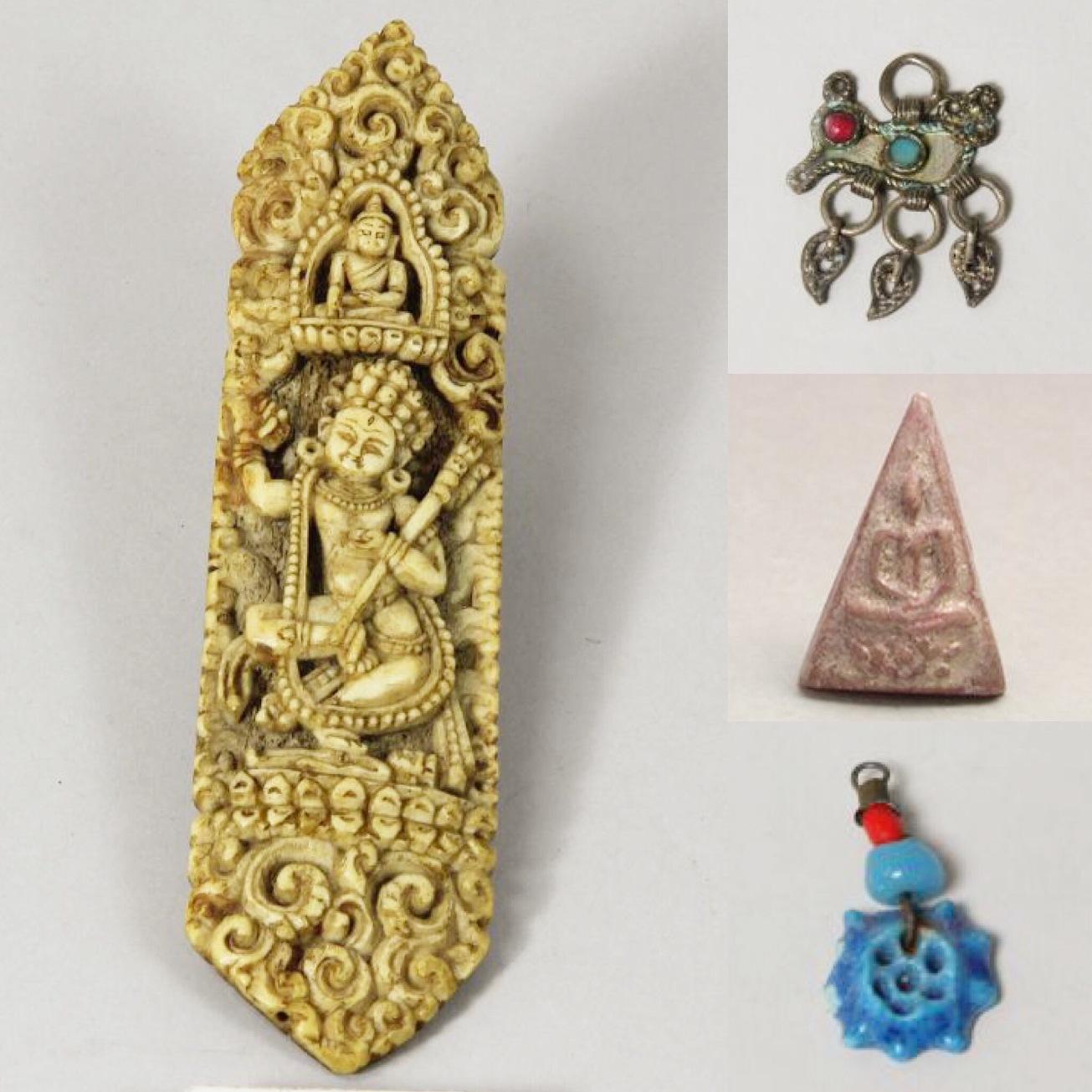new year, amulets, luck, jewllery, adornment, celebration, superstition, magic
