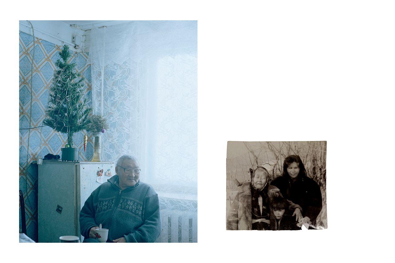Siberia, yokagihr, nelemnoye, christian vium, moesgaard museum, shadows, ethnography, visual anthropology, exhibition, dialogues