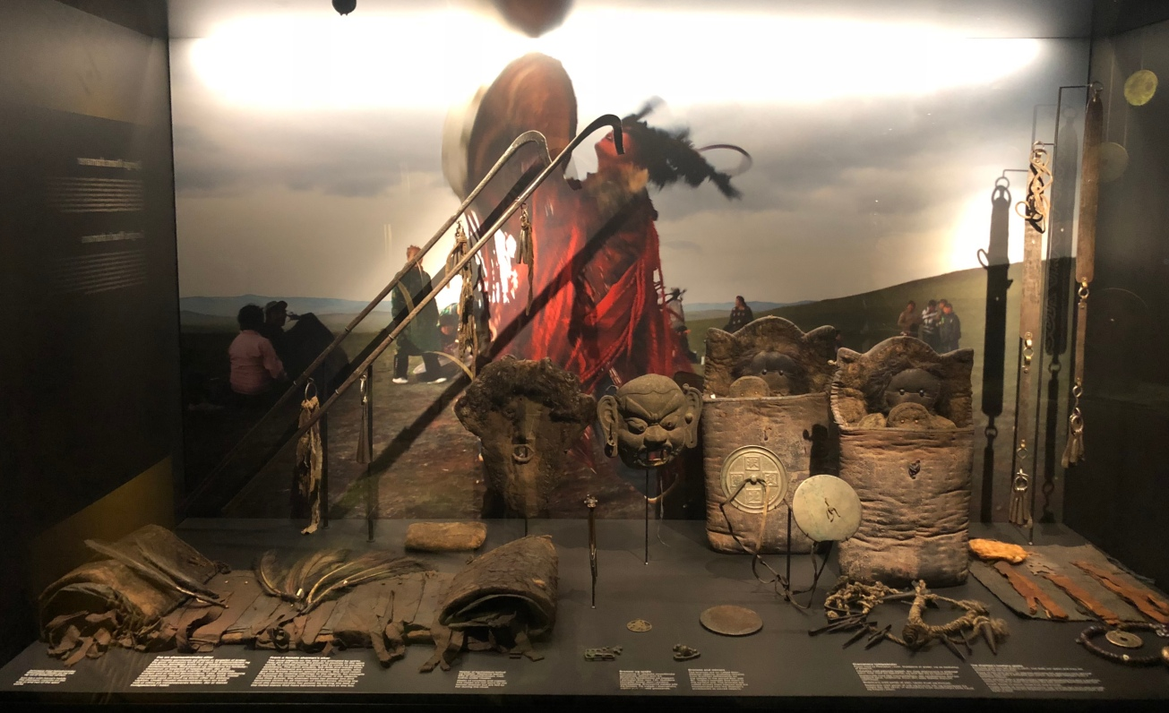 shaman, mongolia, expedition, sorcery, magic, witchcraft, museum, moesgaard museum, ethnography, exhibition, expedition, nationalmuseet
