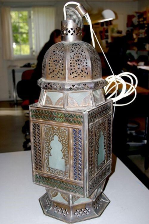 ramadan, lamp, design, arab, muslim, Egypt, eid, Mohammed Salah, moesgaard museum, ethnography, museum, collection