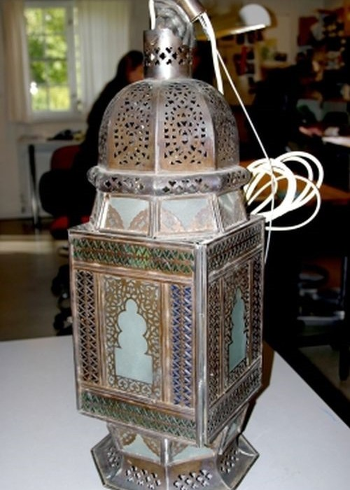 ramadan, lamp, design, arab, muslim, Egypt, eid, Mohammed Salah, moesgaard museum, ethnography, museum, collection