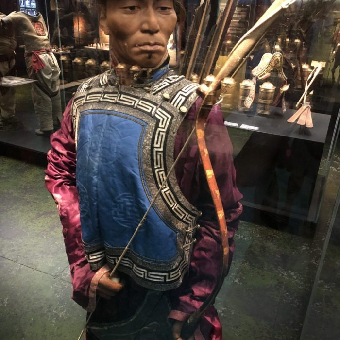 mongolia, game of thrones, recurve bow, bow, archery, horse riding, exhibition, moesgaard museum, nationalmuseet, ethnography, anthropology, genghis kahn, mongol empire
