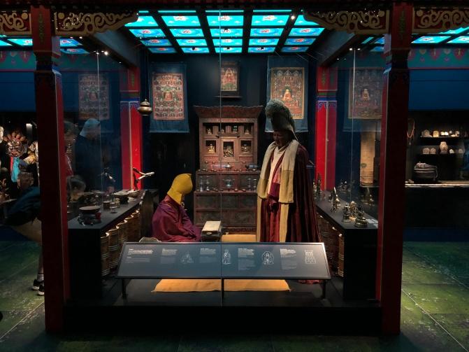 tantra, tantric, mongolia, tibet, buddhism, moesgaard museum, nationalmuseet, exhibition, collection, haslund-christensen